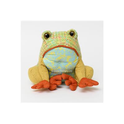 Cale porte Grenouille Toad Patchwork