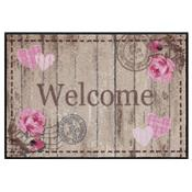 Tapis paillasson Welcome Roses XL
