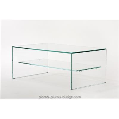 Table basse Transparence Zen