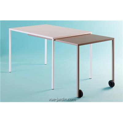 Table coulissante Rafale L