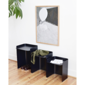 Tables gigognes Flor - lot de 3