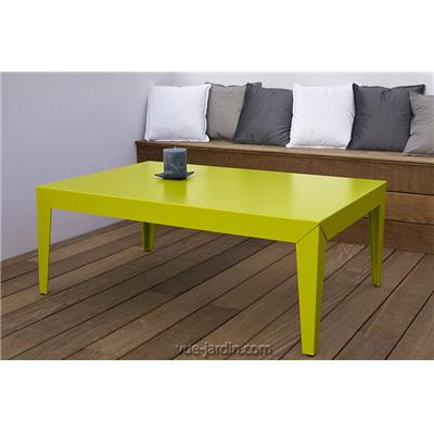 Table Basse Rectangle Zef S
